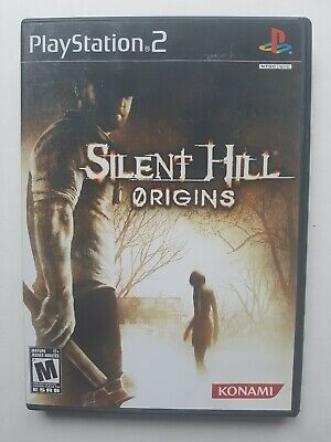 Silent Hill Origins (Sony PlayStation 2, 2008) - COMPLETE, VERY GOOD