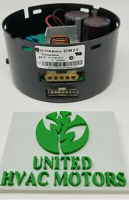 GE Genteq 2.3 ECM Bare Module Only 3/4 HP for Motor 5SME39SL0656 HD46AE244