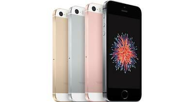 Apple Iphone SE 16~32~64GB At&t/Cricket/H20 Space gray rose gold silver A1662