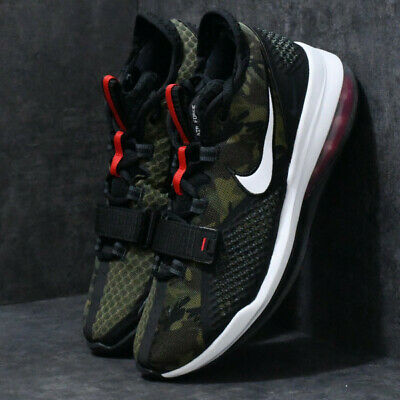 Details zu Nike Air Force Max Low Camo BV0651 004 AF Max Mens Basketball Shoes Sneakers