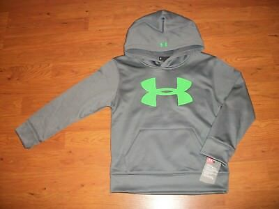 New with tags Under Armour hoodie, size 6