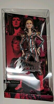 Rare David Bowie Barbie Doll new in box.