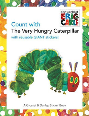 Carle, Eric (Ilt)-Count With The Very Hungry Caterpillar (US IMPORT) BOOK NEW