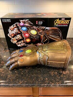 Avengers Marvel Legends Series Infinity Gauntlet With Box