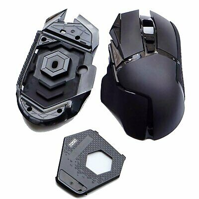 1291df0883a Gaming Mouse Top Shell Replacement outer case + Weights cover For Logitech  G502