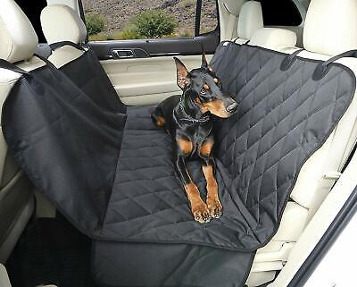 4Knines Rear Bench Seat Cover with Hammock (XL)