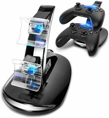 PS4 Charging Station for DualShock 4 (PlayStation 4 Controllers) USA SELLER