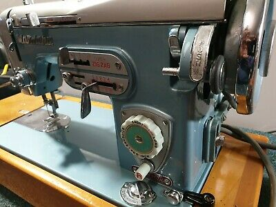Reliable  Heavy duty Japan made Wardana Sewing machine made in 60 by Brother Co.