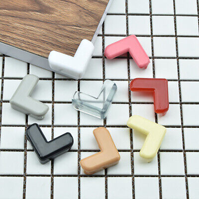 8Pcs Table Corner Protector Child Baby Safety Silicone Edge Protection Cover