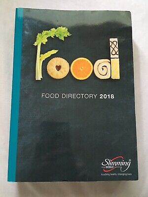 Slimming World 2018 Food Directory Extra Easy Syns Now Discontinued
