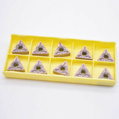 TNMG332-MA LF6018 Carbide Insert Cutters Turning Tools Carbide Tips Replacement