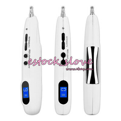LCD Electronic Acupuncture Massager Meridian Pen Health Acupuncture Therapy