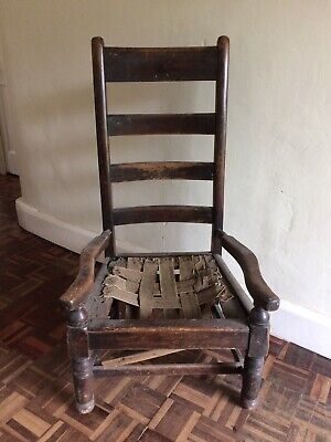 Antique Dining Chair For Repair And Restoration
