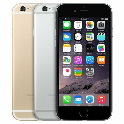 Apple iPhone 6 Plus 16GB 64GB 128GB Factory Unlocked Smartphone Various Colours