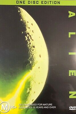Alien (1978) very good condition DVD ultimate inspiration space horror genre