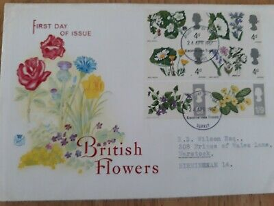 GB First Day Covers FDC - 1970s to 2000s - 99p each + P&P