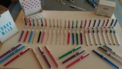1 Pen Sailor Slim Candy Assorted colors fountain pen, Magnificent pens