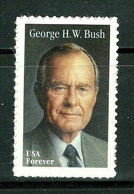 Sc # 5393 ~ Forever Issue, George H.W. Bush (dg12)