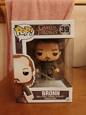 Game Of Thrones Bronn #39 Funko Pop Vinyl