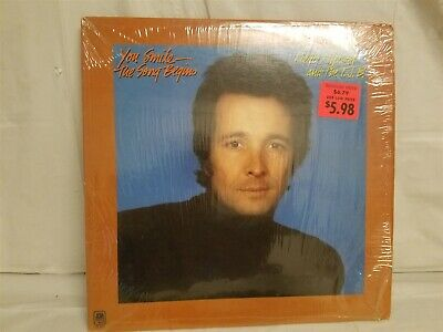 Herb Alpert & The Tijuana Brass - You Smile The Song Begins - Vintage Vinyl Lp