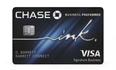 $800 + $110 from me - Chase Ink Preferred Business Credit Card Referral Offer