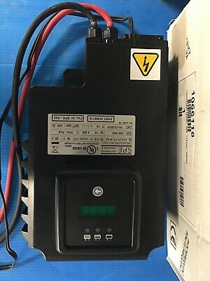 Tennant 36 Volt Battery Charger  P/N 1066118 On Board Charger For Ride On Scub.