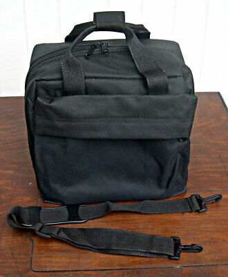 Singer Featherweight 221 Sewing Machine Tote Bag/Case - Black - Soft Side-Padded