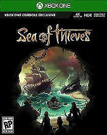 Sea of Thieves (Microsoft Xbox One) Brand New Factory Sealed