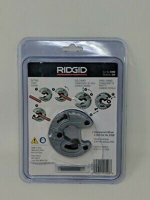 RIDGID C34 1/2 in. - 3/4 in. C-Style Adjustable Copper Tubing Cutter