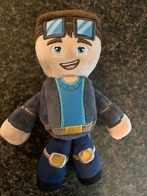 Free Shipping Tube Heroes Plush Sky youtube New w// Tags
