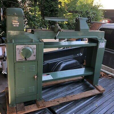 General Canada #160 Variable Speed Lathe