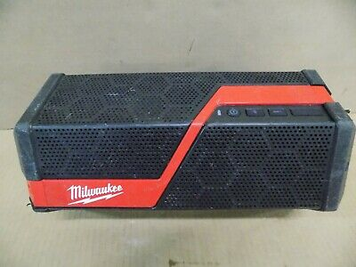 Milwaukee 2891-20 M18 / M12 Wireless Jobsite Speaker