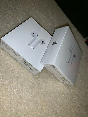 BRAND NEW | Sealed | Apple AirPods 2nd Generation with Charging Case - White