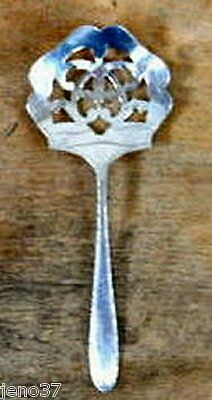 Antique Sterling Silver Tomato Server Marked with Hallmark & Sterling--No Mono
