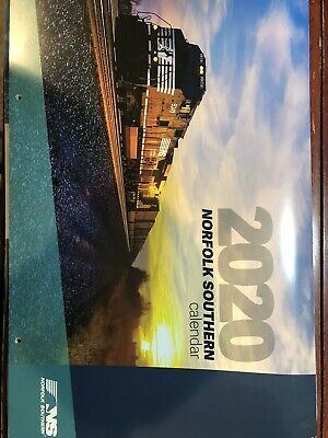 Norfolk Southern 2019 Calendar Photos By Employees Made In The USA