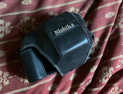 Nishika N8000 35Mm 3-D Camera Case