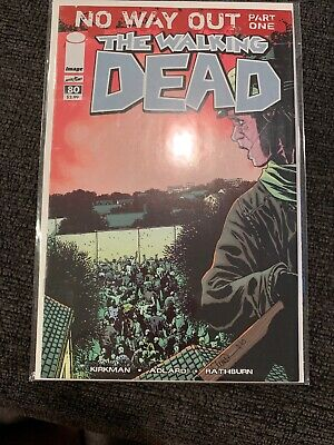 The Walking Dead 80 Image Comics VF