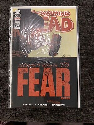 The Walking Dead 99 Image Comics NM