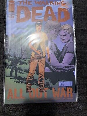 The Walking Dead 124 Image Comics NM