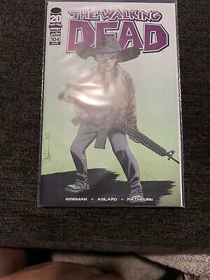 The Walking Dead 104 Image Comics NM