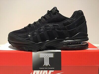 NIKE AIR MAX 95 (GS) Trainers Shoes Women's Girls Boys