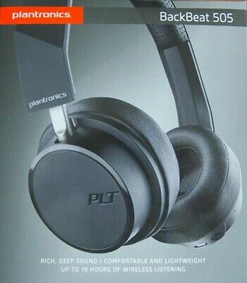 Plantronics Backbeat Pro 2 Bluetooth Active Noise Cancelling Headphone including