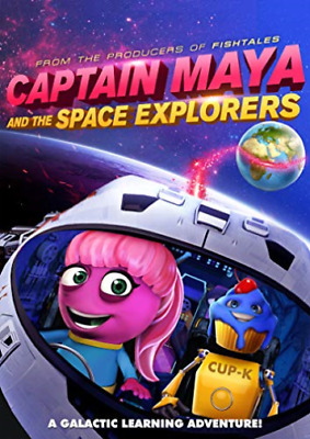 Various-Captain Maya And The Space Explorers DVD NUOVO