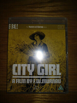 City Girl - Masters of Cinema - Dual Format Blu-Ray + DVD