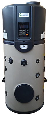 Cool Energy CE-ES300 - EcoStore All In One Air Source Heat Pump Hot Water System
