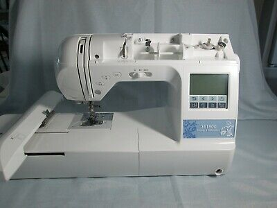 Brother Se1800 Sewing/Embroidery Machine -With 3 Hoops!!