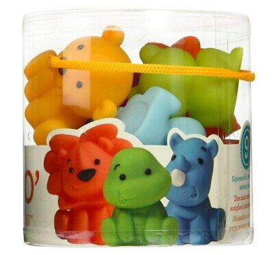 NEW Infantino Tub O' Toys Assorted from Purple Turtle Toys