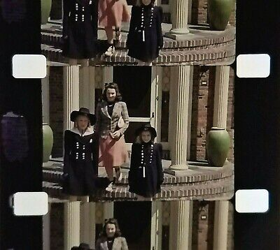 3- 16mm Home Movies ~ Early Color 1936-1940 Easton, MD