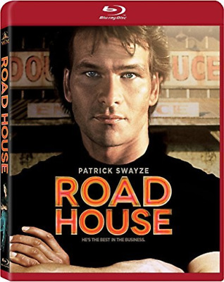 PB ACTION/ADVENTURE-ROAD HOUSE (BLU-RAY/P&S/SAC/RE-PKGD) Blu-Ray NEUF