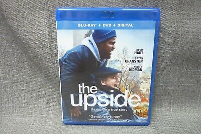 The Upside Blu-Ray (H) ***Blu-Ray Only***